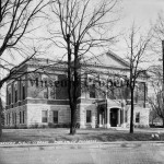 the old Carnegie Library, Fort Smith