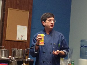 Ben Pollock explains nutritional yeast.