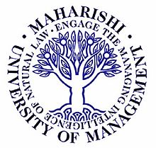 Maharishi University of Management is in Fairfield, Iowa.