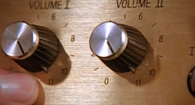 """The knobs on the amp of guitarist """"Nigel Tufnel"""" go to 11 not 10. The 1984 fictional documentary """"This Is Spinal Tap"""" continues to be a locus of cultural history."""