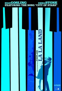 Poster of La La Land movie